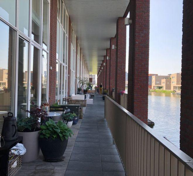 Exkursion- Ijburg- Amsterdam